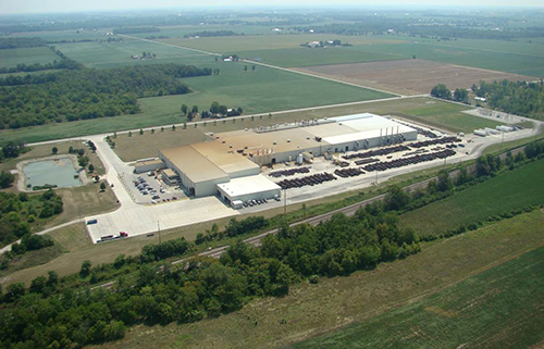 Processing and distribution facility in Fostoria, Ohio